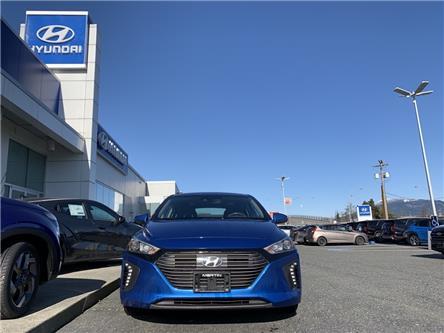 2018 Hyundai Ioniq Hybrid Limited (Stk: HA6-1346A) in Chilliwack - Image 2 of 11