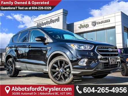 2018 Ford Escape Titanium (Stk: K716778A) in Abbotsford - Image 1 of 28