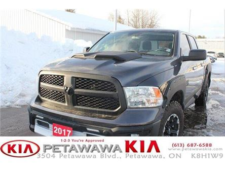 2017 RAM 1500 SLT (Stk: P0045) in Petawawa - Image 1 of 30