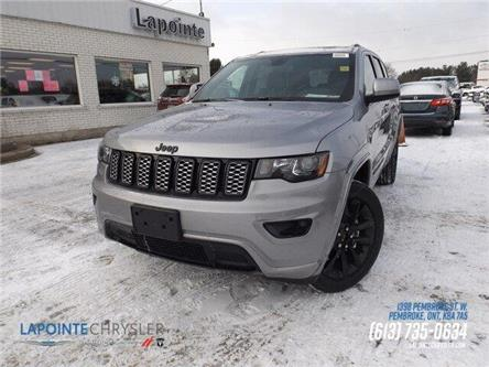 2020 Jeep Grand Cherokee Laredo (Stk: 20045) in Pembroke - Image 1 of 25