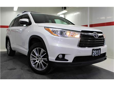 2015 Toyota Highlander XLE (Stk: 300448S) in Markham - Image 1 of 27