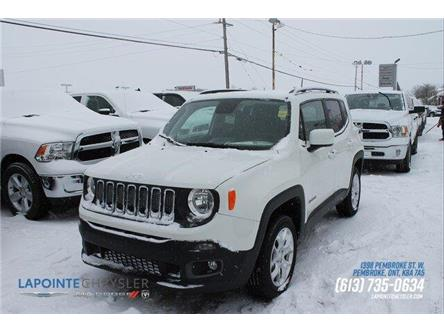 2018 Jeep Renegade North (Stk: 18370) in Pembroke - Image 1 of 22
