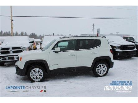 2018 Jeep Renegade North (Stk: 18370) in Pembroke - Image 2 of 22