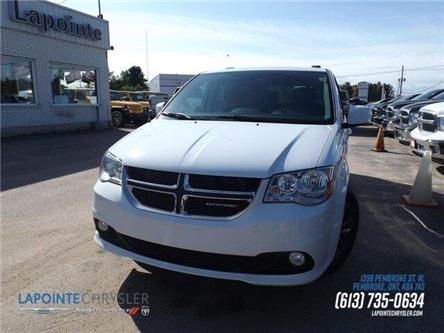 2017 Dodge Grand Caravan CVP/SXT (Stk: P3511) in Pembroke - Image 1 of 23