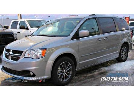 2017 Dodge Grand Caravan CVP/SXT (Stk: P3504) in Pembroke - Image 1 of 19