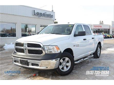 2018 RAM 1500 ST (Stk: 19076A) in Pembroke - Image 1 of 23