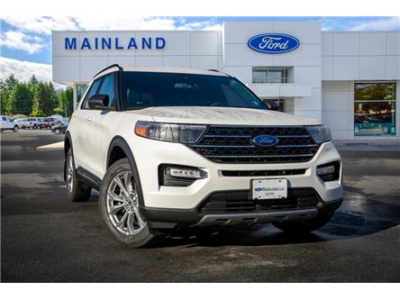 2020 Ford Explorer XLT (Stk: 20EX9567) in Vancouver - Image 1 of 21