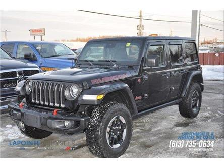 2019 Jeep Wrangler Unlimited Rubicon (Stk: 18084A) in Pembroke - Image 1 of 14