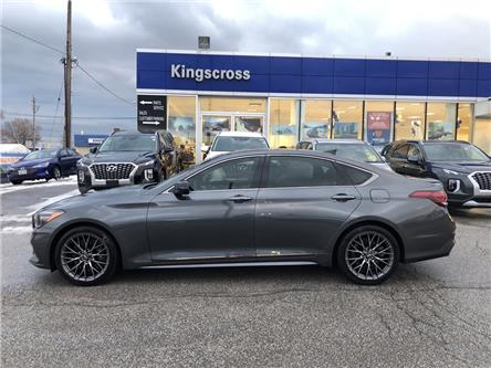 2019 Genesis G80 3.3T Sport (Stk: 29227A) in Scarborough - Image 2 of 16