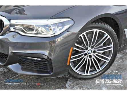 2019 BMW 530i xDrive (Stk: P3543) in Pembroke - Image 2 of 28