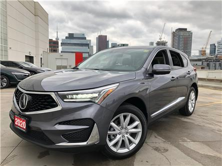 2020 Acura RDX Tech (Stk: M12896A) in Toronto - Image 1 of 33