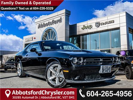2018 Dodge Challenger SXT (Stk: K719253A) in Abbotsford - Image 1 of 26