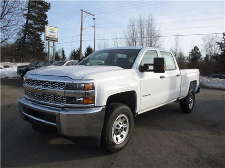 2019 Chevrolet Silverado 3500HD WT (Stk: TKF251291) in Terrace - Image 1 of 11