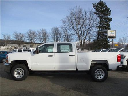2019 Chevrolet Silverado 3500HD WT (Stk: TKF251291) in Terrace - Image 2 of 11