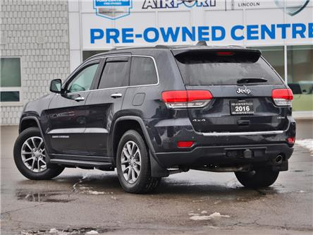 2016 Jeep Grand Cherokee Limited (Stk: A0H986) in Hamilton - Image 2 of 24