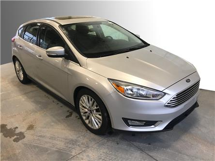 2018 Ford Focus Titanium (Stk: BB0501) in Stratford - Image 1 of 17
