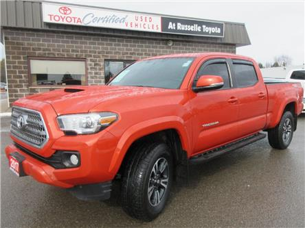 2017 Toyota Tacoma  (Stk: D00311) in Peterborough - Image 1 of 21