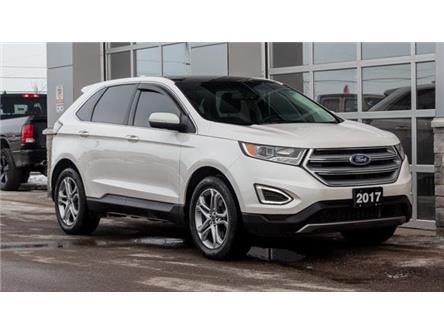 2017 Ford Edge Titanium (Stk: 43492AU) in Innisfil - Image 1 of 22