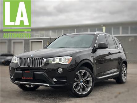 2015 BMW X3 xDrive28d (Stk: 1FSOLK) in North York - Image 1 of 30