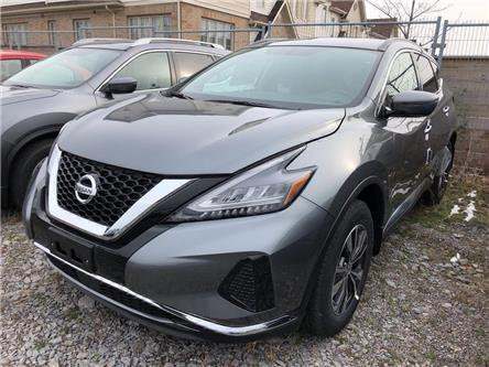 2019 Nissan Murano S (Stk: KN155265) in Whitby - Image 1 of 5