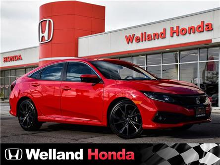 2020 Honda Civic Sport (Stk: N20155) in Welland - Image 1 of 23