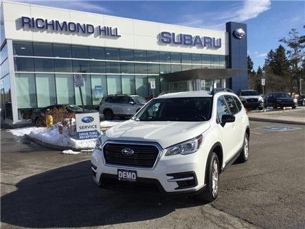 2019 Subaru Ascent Convenience (Stk: 32411) in RICHMOND HILL - Image 1 of 19