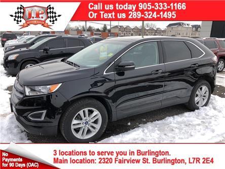 2016 Ford Edge SEL (Stk: 48820) in Burlington - Image 1 of 25