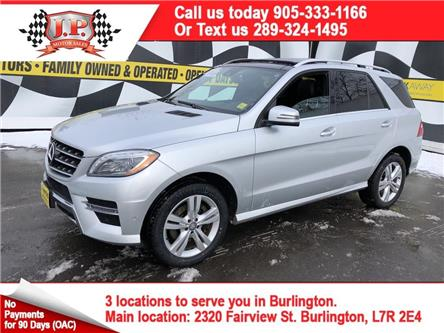2015 Mercedes-Benz M-Class Base (Stk: 48892) in Burlington - Image 1 of 24