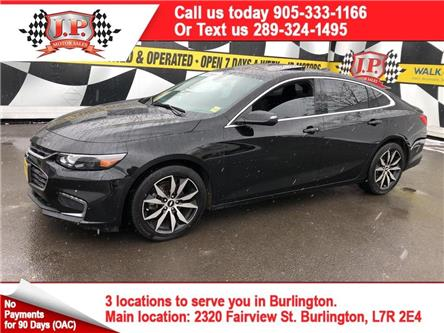 2017 Chevrolet Malibu 1LT (Stk: 48893) in Burlington - Image 1 of 26