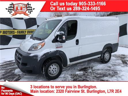 2016 RAM ProMaster 1500 Low Roof (Stk: 48913) in Burlington - Image 1 of 15