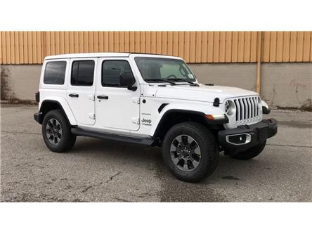2020 Jeep Wrangler Unlimited Sahara (Stk: 2219) in Windsor - Image 2 of 13