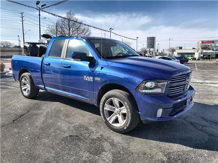 2017 RAM 1500 Sport (Stk: 45023) in Windsor - Image 1 of 13