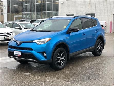 2018 Toyota RAV4 Hybrid  (Stk: U3119) in Vaughan - Image 1 of 24