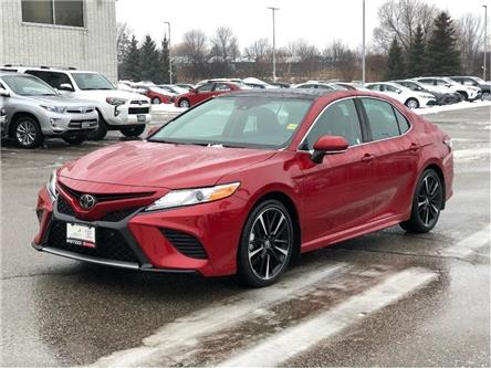 2020 Toyota Camry XSE V6 (Stk: U3137) in Vaughan - Image 1 of 22