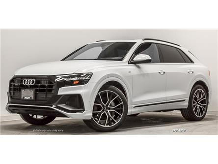 2020 Audi Q8 55 Progressiv (Stk: T18027) in Vaughan - Image 1 of 20