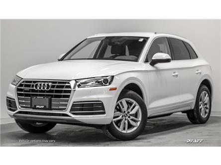 2020 Audi Q5 45 2.0T Komfort quattro 7sp S Tronic (Stk: A13072) in Newmarket - Image 1 of 22