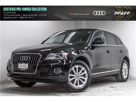 2016 Audi Q5 2.0T Progressiv (Stk: 53535) in Newmarket - Image 1 of 22