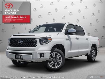 2020 Toyota Tundra Platinum (Stk: M000970) in Edmonton - Image 1 of 24