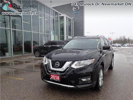 2018 Nissan Rogue AWD SV Moonroof (Stk: 14380) in Newmarket - Image 1 of 30