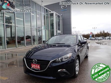 2016 Mazda Mazda3 GX (Stk: 14393) in Newmarket - Image 1 of 30