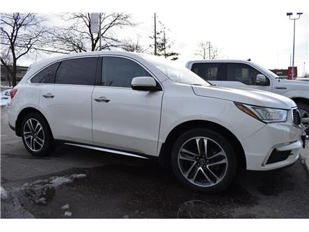 2017 Acura MDX Technology Package (Stk: H500535P) in Brampton - Image 1 of 28