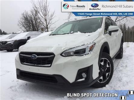 2020 Subaru Crosstrek Sport w/Eyesight (Stk: 34333) in RICHMOND HILL - Image 1 of 22