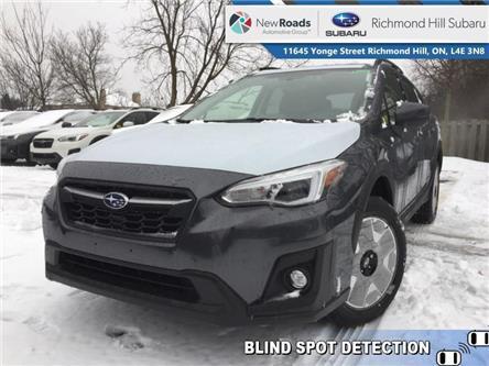 2020 Subaru Crosstrek Sport w/Eyesight (Stk: 34327) in RICHMOND HILL - Image 1 of 21
