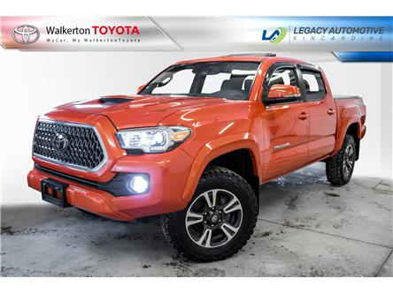 2018 Toyota Tacoma TRD Sport (Stk: PL014) in Walkerton - Image 1 of 20