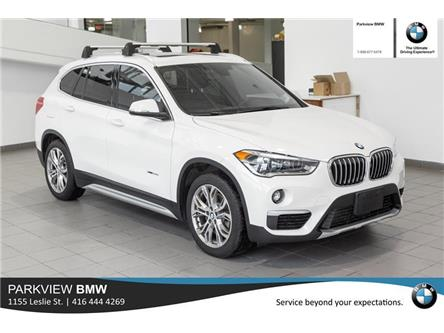 2016 BMW X1 xDrive28i (Stk: PP8996A) in Toronto - Image 1 of 22