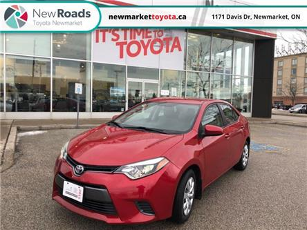 2015 Toyota Corolla CE (Stk: 347831) in Newmarket - Image 1 of 20
