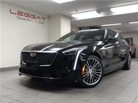 2020 Cadillac CT6-V 4.2L Blackwing Twin Turbo (Stk: 209002) in Burlington - Image 1 of 19