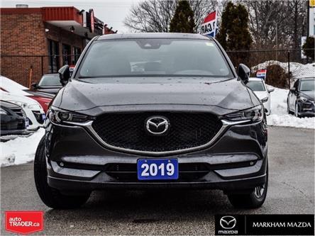2019 Mazda CX-5 Signature (Stk: N190295A) in Markham - Image 2 of 30