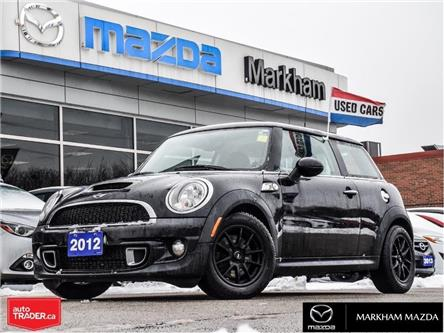 2012 MINI Cooper S Base (Stk: P1945A) in Markham - Image 1 of 29