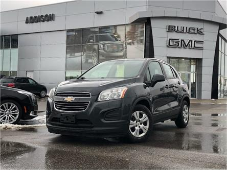2016 Chevrolet Trax LS (Stk: U255718) in Mississauga - Image 1 of 17